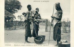 Missions D'Afrique- Ouganda/Uganda-  Kisubi- Mendiantes Aveugles Chantant - Oeganda