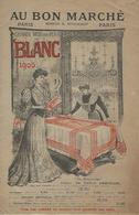 Catalogue Au Bon Marché - Livres, BD, Revues