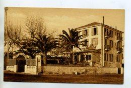 06 ANTIBES Entrée De L'HOTEL Pavillon Bellevue  J GAILLARD Propriétaire 1930  /D02-2015 - Non Classés