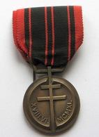 Médaille De La Résistance - Patria Non Immémor - France