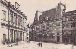 Allier        946        MOULINS.L'Hôtel De Ville Et La Caisse D'épargne - Moulins