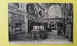 BOURG EN BRESSE  église De Brou Le Coeur 2 - Eglise De Brou