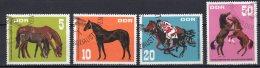 DDR    1302 - 1305   Gestempelt - DDR