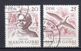 DDR    1351 - 1352   Gestempelt - DDR