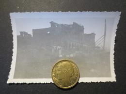 Le Havre - Photo Originale - Hôtel Frascati   - Bombardement 5 Septembre 1944 - TBE - - Luoghi