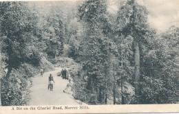 Q24.  MURREE HILLS -  A Bit On The Gharial Road - 1910 - Pakistan