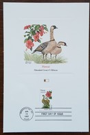Etats-Unis - CM 1982 - YT N°1392 - Faune Et Flore Officielles Des Etats De L'Union / Hawaii - Maximumkarten (MC)