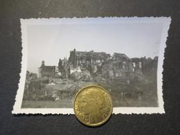 Le Havre - Photo Originale - Rue Jeanne D'Arc ( Vers L'est )  - Bombardement 5 Septembre 1944 - TBE - - Luoghi