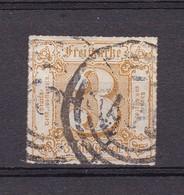 Thurn Und Taxis - 1866 - Michel Nr. 50 - 200 Euro - Thurn Und Taxis