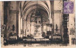 MEYMAC .19. Interieur De L'église . - Autres Communes