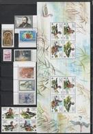 UKRAINE 1998 Complete Year Set / Vollständiger Jahressatz / L'ensemble Année Complète: 59 Stamps + 3 S/s  **/MNH - Ukraine