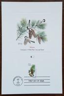 Etats-Unis - CM 1982 - YT N°1400 - Faune Et Flore Officielles Des Etats De L'Union / Maine - Maximumkarten (MC)