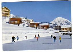 LEYSIN: La Patinoire Et Le Mont D'Or - VD Vaud