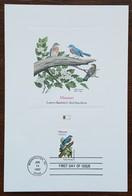 Etats-Unis - CM 1982 - YT N°1406 - Faune Et Flore Officielles Des Etats De L'Union / Missouri - Maximumkarten (MC)