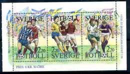 1988 SVEZIA BF16 MNH ** - Blocchi & Foglietti
