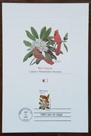 Etats-Unis - CM 1982 - YT N°1429 - Faune Et Flore Officielles Des Etats De L'Union / Virginie Occidentale - Maximumkarten (MC)