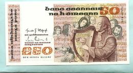 Banconota Da 50 Pounds - Irlande