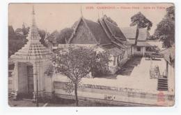 CAMBODGE Pnom-Penh - Salle Du Trone - Cambodia