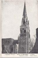 Belgique - Ruines De Boesinghe - L' Eglise  : Achat Immédiat - Lo-Reninge