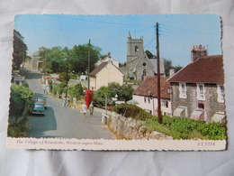 VINTAGE UK: WESTON SUPER MARE Kewstoke Village Colour 1981 - Weston-Super-Mare
