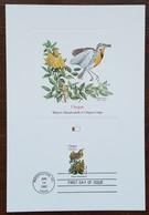 Etats-Unis - CM 1982 - YT N°1418 - Faune Et Flore Officielles Des Etats De L'Union / Oregon - Maximumkarten (MC)