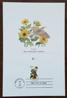 Etats-Unis - CM 1982 - YT N°1397 - Faune Et Flore Officielles Des Etats De L'Union / Kansas - Maximumkarten (MC)