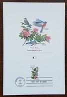Etats-Unis - CM 1982 - YT N°1413 - Faune Et Flore Officielles Des Etats De L'Union / New York - Maximumkarten (MC)