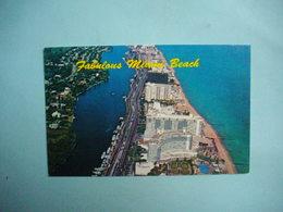 MIAMI BEACH  -  Aerial View  - Ressort Center Of The World  -  Etats Unis - Miami Beach