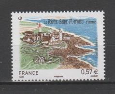 FRANCE / 2012 / Y&T N° 4679 ** : Pointe Saint-Mathieu - Gomme D'origine Intacte - Neufs