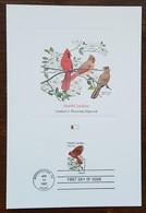 Etats-Unis - CM 1982 - YT N°1414 - Faune Et Flore Officielles Des Etats De L'Union / Caroline Du Nord - Maximumkarten (MC)
