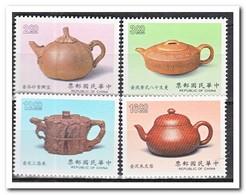 Taiwan 1989, Postfris MNH, Teapots - 1945-... Republiek China