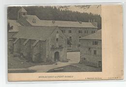 66 - Monasterio De Font Romeu Ed Bertrand - Autres Communes