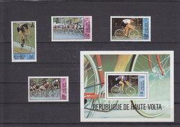 UPPER VOLTA - HAUT VOLTA - 1980 -**/MNH - MOSCOW OLYMPICS - Obervolta (1958-1984)
