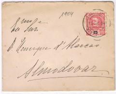 Portugal, 1904, Monte Do Estoril-Almodovar - Brieven En Documenten