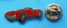 1 PIN'S //    ** FERRARI 166 MM BARCHETTA ** - Ferrari