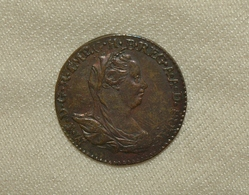 Österreich Niederlande/Austrian Netherlands/Belgien/Belgium Maria Theresia, 1780, 2 Liards Vz/xf - Belgio