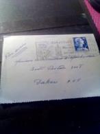 JOLIE MIGNONETTE SAINT JEAN D4ANGELY^pour A.O.F    Au Tarif 1959 - Marcophilie (Lettres)