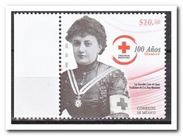 Mexico 2010, Postfris MNH, Red Cross - Mexico