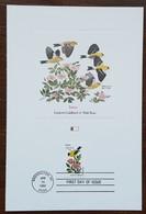 Etats-Unis - CM 1982 - YT N°1396 - Faune Et Flore Officielles Des Etats De L'Union / Iowa - Maximumkarten (MC)