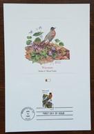 Etats-Unis - CM 1982 - YT N°1430 - Faune Et Flore Officielles Des Etats De L'Union / Wisconsin - Maximumkarten (MC)