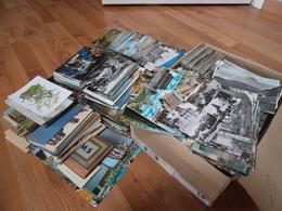 2200 Cartes Environs France & Etranger - Années 1960/1980 - TB Lot - 500 Postcards Min.