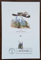 Etats-Unis - CM 1982 - YT N°1424 - Faune Et Flore Officielles Des Etats De L'Union / Texas - Maximumkarten (MC)
