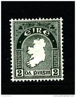 IRELAND/EIRE - 1923  2d.  MAP  SE WMK  MINT NH  SG 74 - 1922-37 Stato Libero D'Irlanda