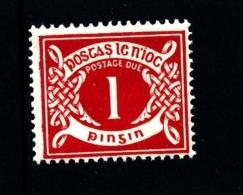 IRELAND/EIRE - 1941  POSTAGE DUE  1d. E WMK  MINT NH SG D6 - Segnatasse