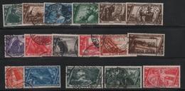 1932 Marcia Su Roma P.o. Serie Cpl US - Usati
