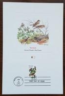 Etats-Unis - CM 1982 - YT N°1426 - Faune Et Flore Officielles Des Etats De L'Union / Vermont - Maximumkarten (MC)