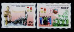 Vietnam Viet Nam MNH Perf Withdrawn Stamps 2005 : 60th Founding Anniversary Of People's Police (Ms938) - Viêt-Nam