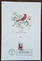 Etats-Unis - CM 1982 - YT N°1427 - Faune Et Flore Officielles Des Etats De L'Union / Virginie - Maximumkarten (MC)