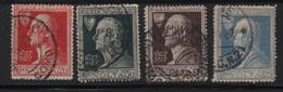 1938 Impero Serie Cpl US - Usati