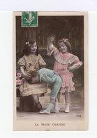 La Main Chaude. Trois Enfants Costumes 1900. (3094) - Fantaisies